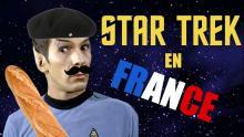 L'arrivée de Star Trek en France