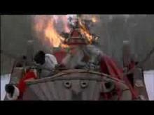 santa's slay trailer