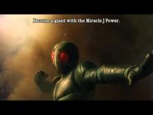 Kamen Rider J Trailer