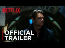 Altered Carbon   Official Trailer [HD]   Netflix