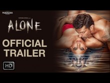 Alone Official Theatrical Trailer   Bipasha Basu, Karan Singh Grover