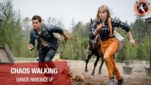 CHAOS WALKING (Avec Tom Holland et Daisy Ridley) - Bande Annonce VF
