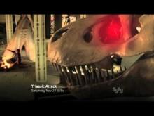 Triassic Attack Syfy Original trailer