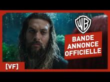 Aquaman - Extended Video (VF) - Jason Momoa / Amber Heard