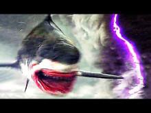 SHARKNADO 5 Bande Annonce (Film de Requins - 2017)