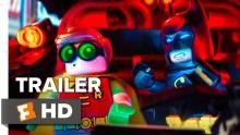 The LEGO Batman Movie Official Comic-Con Trailer (2017) - Will Arnett Movie