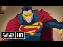 REIGN OF THE SUPERMEN Official Trailer #1 [HD] Nathan Fillion, Rainn Wilson, Rebecca Romijn