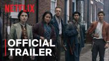The Irregulars   Official Trailer   Netflix