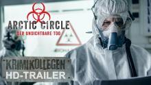 ARCTIC CIRCLE - DER UNSICHTBARE TOD - Trailer deutsch [HD] || KrimiKollegen