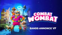 COMBAT WOMBAT  - Bande-Annonce VF (Animation)
