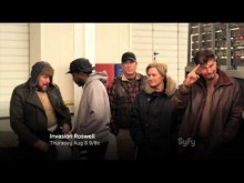 Invasion Roswell: Syfy Original Movie