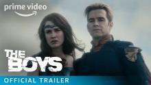 The Boys - Final Trailer   Prime Video