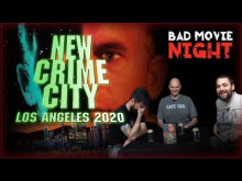 New Crime City (1994) Bad Movies Review - Bad Movie Night