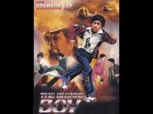 Bionic Boy (1977) -Version anglaise-