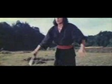 English trailer for The Warrior against the Blind Swordsman