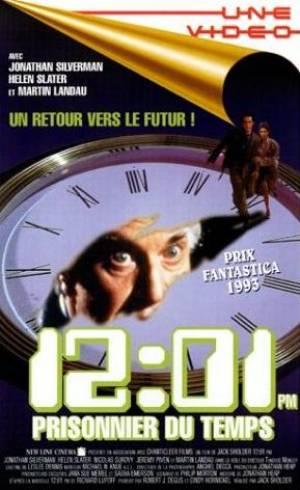 12:01 PM : Prisonnier du Temps
