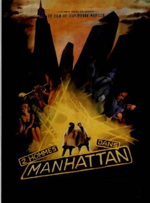 2 hommes dans Manhattan
