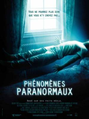 Phénomènes Paranormaux