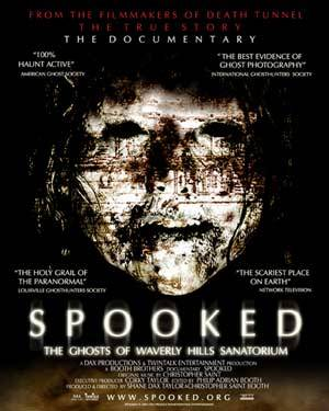 Spooked: The Ghosts of Waverly Hills Sanatorium
