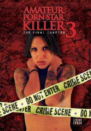 Amateur porn star killer 3 : The final chapter