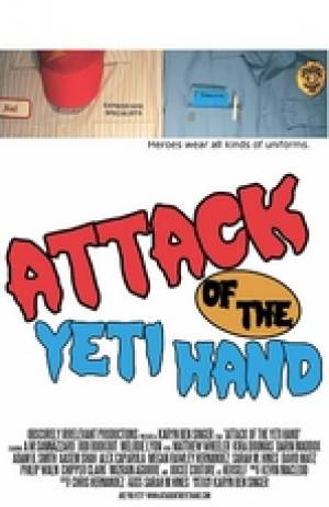 Attack of the Yeti Hand