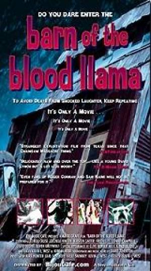 Barn of the Blood llama