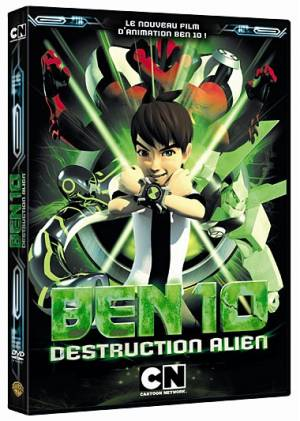 Ben 10 : Destruction Alien