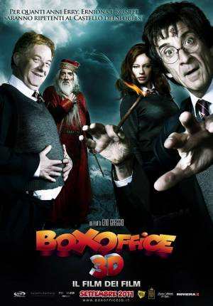 Box Office 3D: Il film dei film