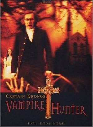 Capitaine Kronos: Tueur de Vampires