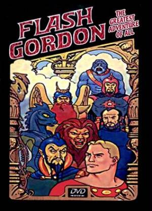 Flash Gordon : The greatest adventure of all