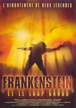 Frankenstein et le Loup-Garou