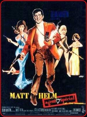 Matt Helm: Agent Très Spécial