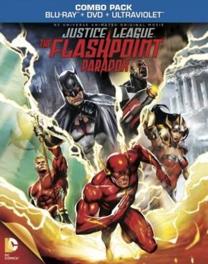 La Ligue des Justiciers : Le Paradoxe Flashpoint