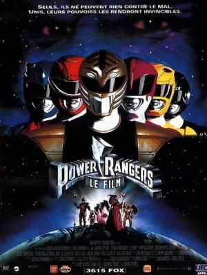 Power Rangers: Le Film