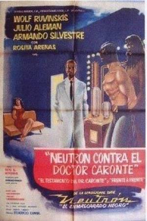 Neutron VS The Amazing Dr Caronte