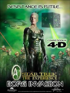Star Trek: The Experience - Borg Invasion 4D