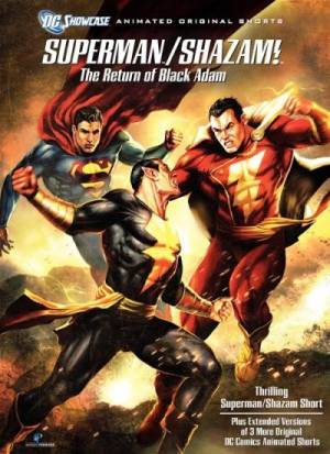 Superman-Shazam! : The Return Of Black Adam