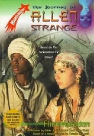 Les Aventures Fantastiques d'Allen Strange