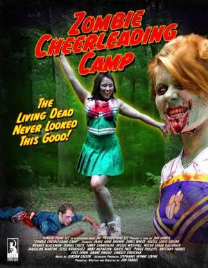 Zombie Cheerleading Camp
