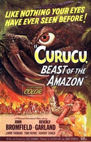 Curucu - Beast of the Amazon
