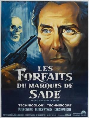 Les Forfaits du marquis de Sade