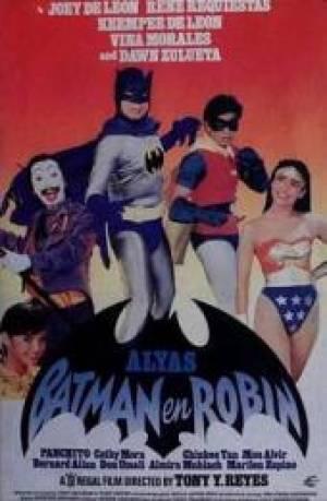 Alyas Batman En Robin