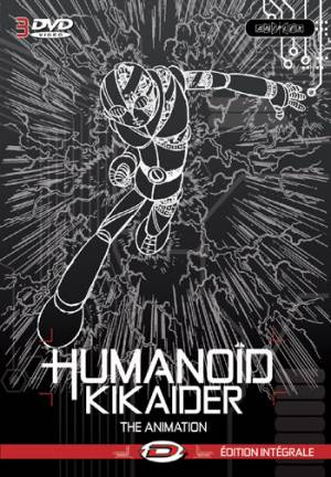 Humanoid Kikaider: The Animation