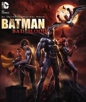 Batman se fait du mauvais sang