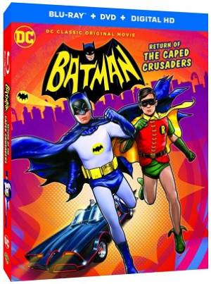 Batman : Return of the Caped Crusaders