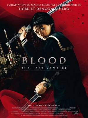 Blood : the Last Vampire