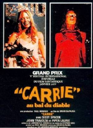 Carrie au bal du diable
