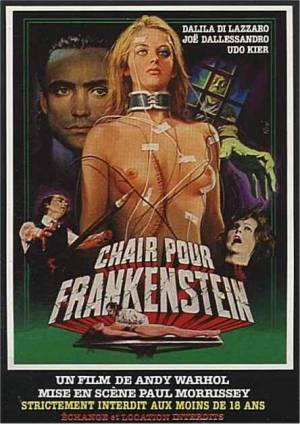 Chair pour Frankenstein