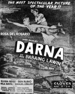 Darna and the Hawkwoman