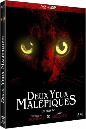Deux Yeux Maléfiques (Combo Blu-Ray + DVD)